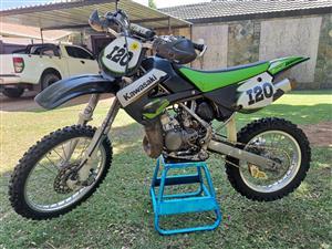 2008 Kawasaki KX