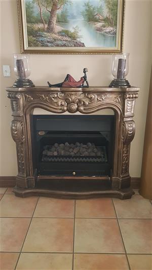 Fireplace Mantelpiece