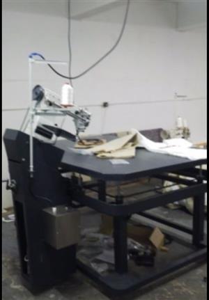 Mattress Tape Edging /Sewing Machine