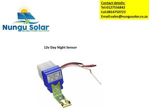 12V Day Night Sensor