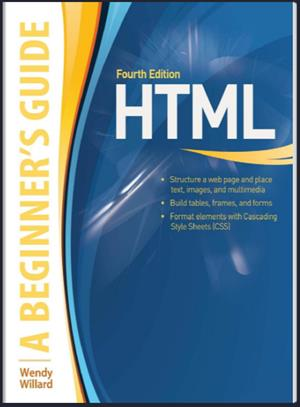 HTML- A Beginner's Guide, 4th Edition