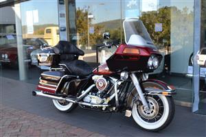 1987 Harley-Davidson Motorcycle