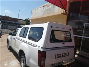 Isuzu RT50 Lwb Brand New Gc 2014 -  Hi - Liner Canopy for sale !!