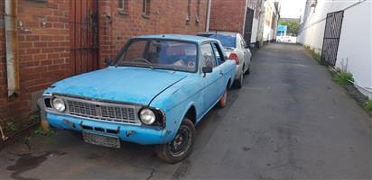 Ford Cortina MK2 2 Door