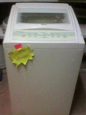 Whirlpool top loader for sale