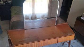 Vintage wooden dresser for sale