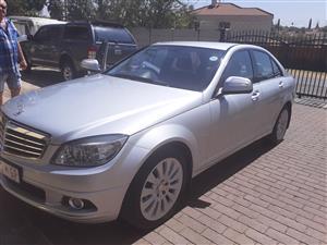 2008 Mercedes Benz 230C