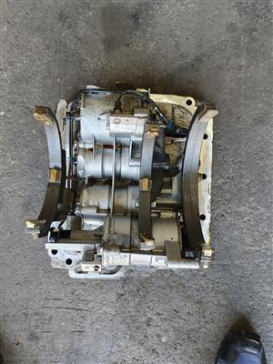 Volvo I Shift gearbox control Housing