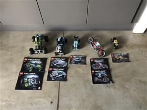 Lego Technic Collection