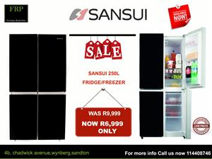 Sansui Fridge for sale