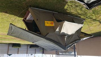 Rooftop tent Eezi Awn for sale