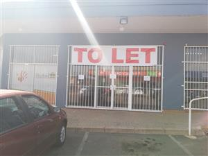Open space available in Boksburg