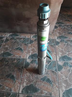 Borehole pump 1.1KW
