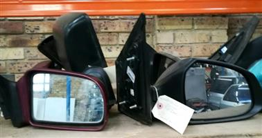 Side mirrors sell out special