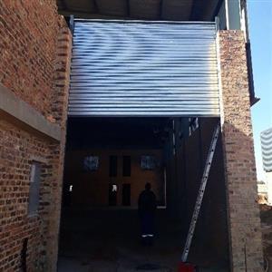 Industrial Empire Roller Shutter Doors