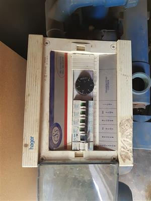 Hager powerbox for sale