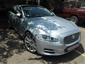 2010 Jaguar XJ 5.0 Premium Luxury
