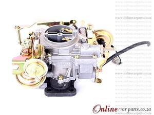 Toyota Corolla Conquest Tazz 1.3 130 2E 12V Carburettor with Manual Choke 2 Pipe OE 21100-11212