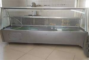 Meat display Chiller/Freezer 3m