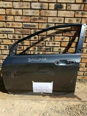 Honda Ballade Left Front Door  Contact for Price