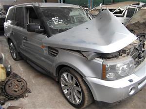 Range Rover Sport - Stripping for Spares | AUTO EZI