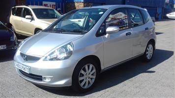 2007 Honda Jazz 1.4 LX automatic