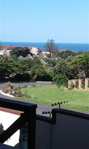 Secure 2br apartment on South Coast