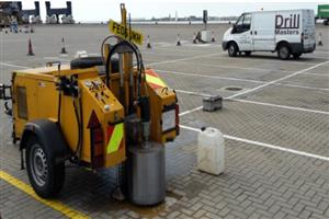Trailer Mounted Diamond Drilling Rigs (Product Code 12115)