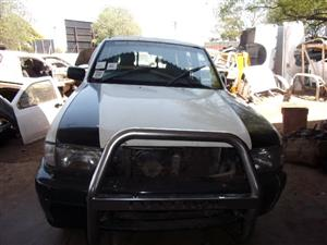 Mazda Drifter SLX 2002 Stripping for Spares