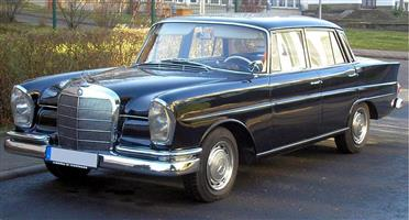 Mercedes Fintail wanted