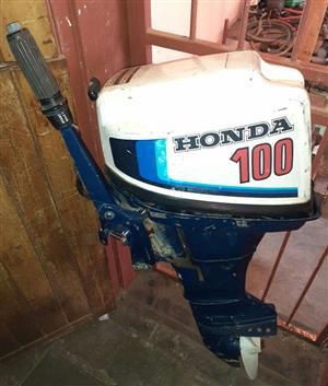 TeKoop: Honda 100