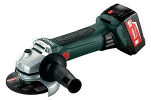 Metabo Angle Grinder W18  LTX25