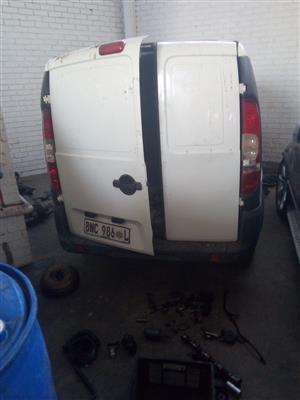 Fiat ppanel. Van