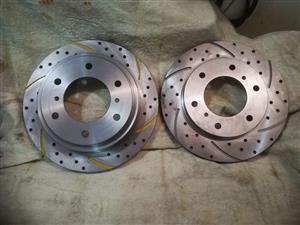 Pajero Disc Rotors
