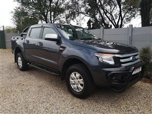 2013 Ford Ranger 2.2 double cab 4x4 XL