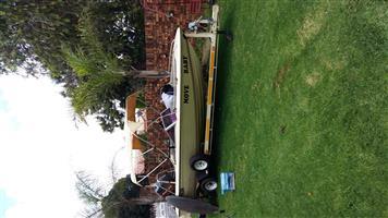 Sprinter Motor Boat - 80HP