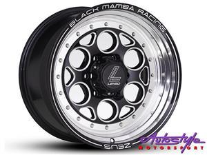 "18"" Lenso Zeus-10 6/139 Alloy Wheels  - 6/139 pcd  - 25 offset  - CB 106  - 9.5j"