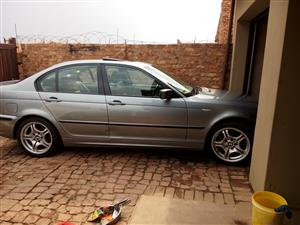 2004 BMW 3 Series 318i Edition Sport Line Shadow