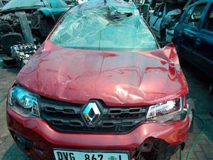RENAULT KWID 1.0 STRIPPING FOR SPARE PARTS