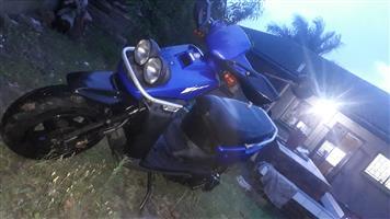 2012 Yamaha BWS 100