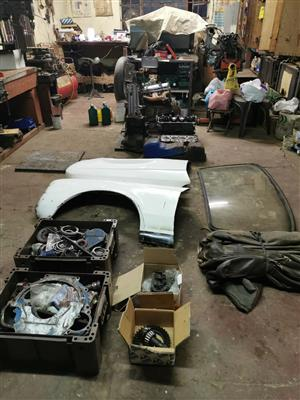 FORD ESCORT SPORT 1600 SPARE PARTS