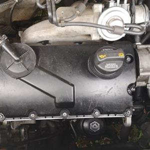 VW 1.9 TDI AXB engine for T5 kombi