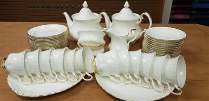 Royal Albert Val D'Or Tea Set 43 Piece