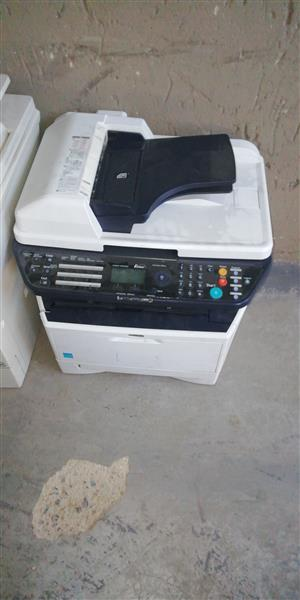 Kyocera Ecosys M2535dn black and white multifunctional copier for sale