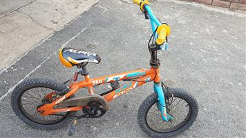Alpha kiddies bike for sale