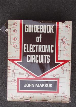 Guidebook of Electronic Circuits - by John Markus