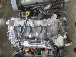 Nissan Almera 1.6 (HR16) engine for sale