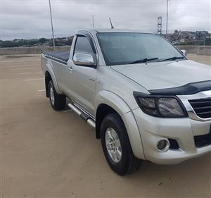 2012 Toyota Hilux 3.0D 4D 4x4 Raider Legend 45