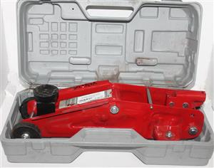 Auto kraft 2 ton hydraulic jack in case S037759A #Rosettenvillepawnshop