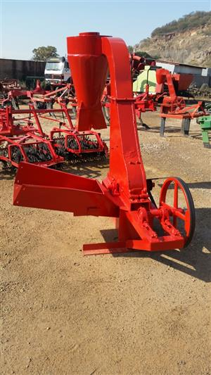 Red Landman LM32 Hammermeul / Hammermill Pre-Owned Implement